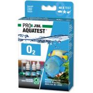 Тест для аквариумной воды JBL ProAquaTest O2, 24112 для определения концентрации кислорода, 40 измерений