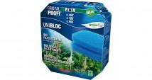 Фильтрующая губка JBL CristalProfi e UniBloc для биологической фильтрации, 2шт