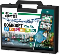 Набор тестов JBL ProAquaTest COMBISET Plus NH4 для пресноводных аквариумов