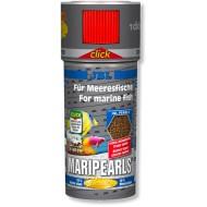Корм премиум-класса JBL MariPearls CLICK гранулы для морских рыб 250мл/140г, с дозатором
