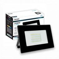 Светодиодный прожектор Feron LL-9030 30W 6400K, IP65 2250Lm