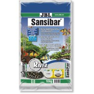 Грунт JBL Sansibar River 0,8 мм, белый 5 кг