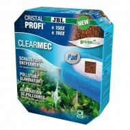 Фильтрующая губка JBL ClearMec plus Pad CristalProfi e для удаления нитратов, нитритов и фосфатов, CristalProfi e1500