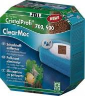 Фильтрующая губка JBL ClearMec plus Pad CristalProfi e для удаления нитратов, нитритов и фосфатов, CristalProfi e700,900