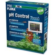 рН-контроллер сенсорный JBL ProFlora pH-Control Touch, для измерения и контроля CO2/рН