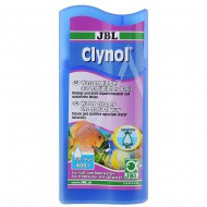 Кондиционер JBL Clynol 100мл, для подготовки воды на основе минералов, 400л
