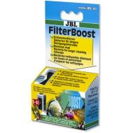 Полезный бактерии JBL FilterBoost 25г, для оптимизации работы фильтра на 6л