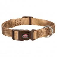 Нейлоновый ошейник для собак Trixie Premium L-XL 40-65 см / 25 мм (коричневый)