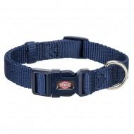 Нейлоновый ошейник для собак Trixie Premium M-L 35-55 см / 20 мм (синий)