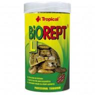 Корм для черепах Tropical палочки Biorept L, 250мл/70гр