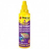 Препарат Tropical Bactosan 50 мл для разложения биологических загрязнений в аквариуме