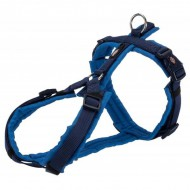 Шлея для собак Trixie Premium trekking S 36-44 см / 15 мм индиго