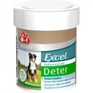 Таблетки для собак от копрофагии 8in1 Excel Deter, 100 таблеток