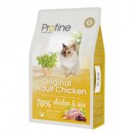 Корм для кошек Profine Cat Original Adult 10 кг для взрослых, с курицой