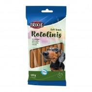 Trixie Лакомство для собак Trixie Rotolinis 120 г (домашня птиця)