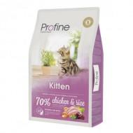Корм для кошек Profine Cat Kitten 10 кг для котят, с курицей и рисом
