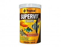 Корм Tropical Supervit Chips чипсы 100мл /52гр