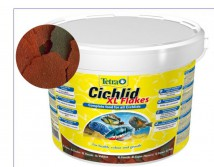Корм Tetra Cichlid XL Flakes хлопья 10 литров или 1,9 кг