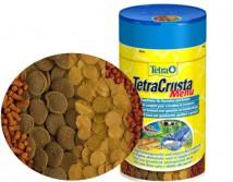 Корм Tetra Crusta Menu 100мл 4 вида корма