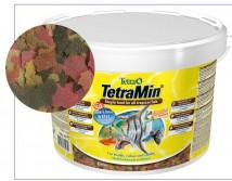 Корм Tetra Min хлопья 10 литров или 2,1 кг