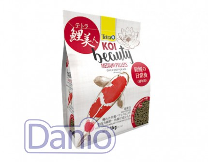 Корм Tetra KOI Beauty Medium 4л супер премиум корм для КОИ разме