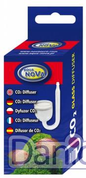 Диффузор Aqua Nova NCO2-28MM для распыления CO2 в аквариуме
