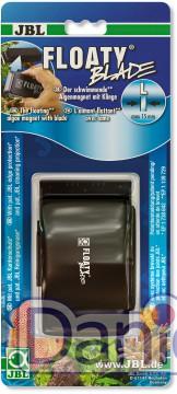 JBL (Германия) Магнитный скребок с лезвием JBL Floaty Blade для чистки толстых аквариумных стекол - Картинка 1