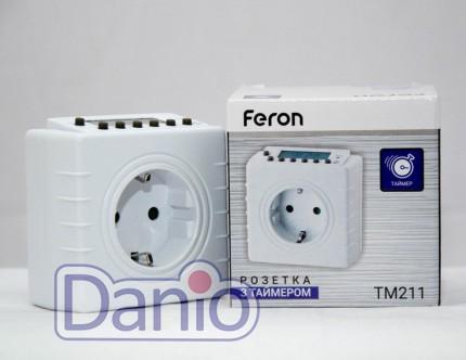 Таймер электронный Feron TM211