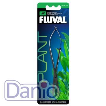 Ножницы с гибкой рукоятью Fluval 15 cм для аквариумных растений