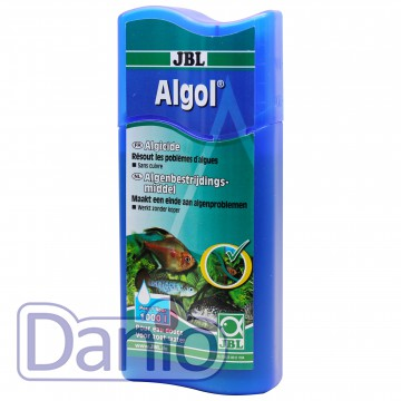 JBL (Германия) JBL Algol 250мл, кондиционер для борьбы с водорослями на 1000л - Картинка 1