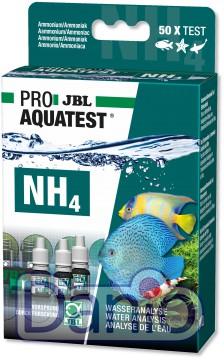 Тест для воды в аквариуме JBL ProAquaTest NH4